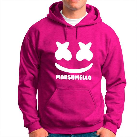 Moletom Frio Masculino Dj Marshmello Personalizado Casaco