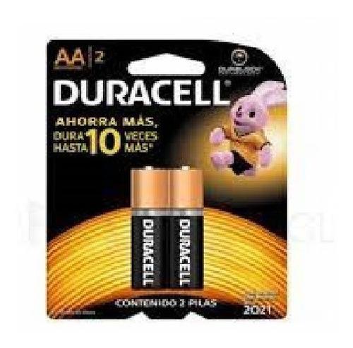 Pila Alcalina 1,5v Aa Duracell