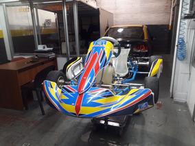 Chasis Karting Fa Otk 2017 Ganador Ultima Fecha Regional!!!!