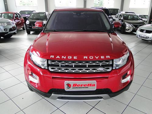 Land Rover  Evoque Si4 Pure 5p