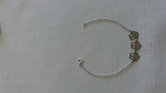 Pulseira Jóia Prata 925, Garantia Eterna No Material
