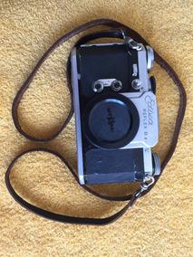 Lote Com Câmeras: Edixa Reflex + Olympus Trip E Acessórios