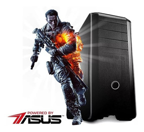 Pc Gamer Asus Amd Ryzen 5 2400g - 8gb - 1tb - Ssd - 600w
