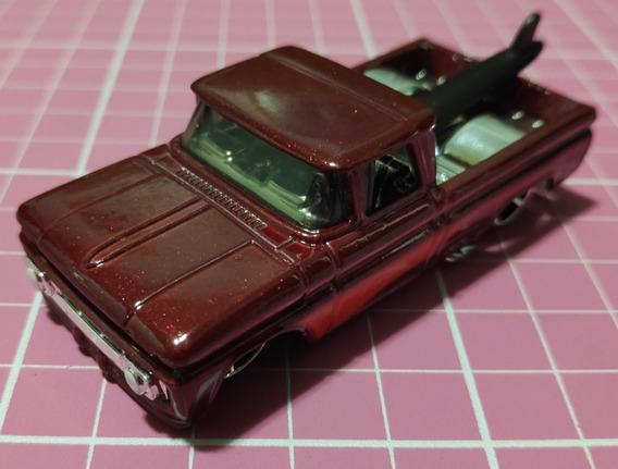 Hw - Hot Wheels - Custom 62 Chevy Pickup - 1/64