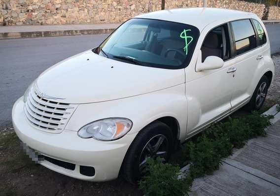 Chrysler Pt Cruiser 2007 Classic Edition 5vel Ee Cd X Mt