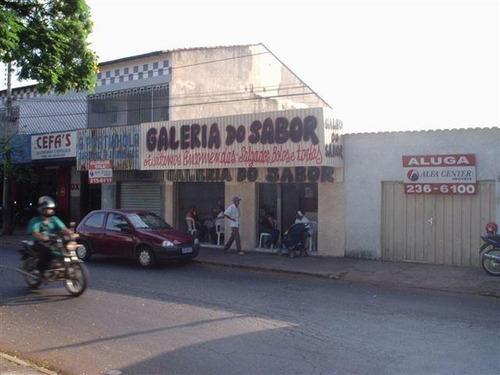 Imagem 1 de 5 de Loja Para Alugar, 21 M² Por R$ 700/mês - Setor Coimbra - Goiânia - Lo0046