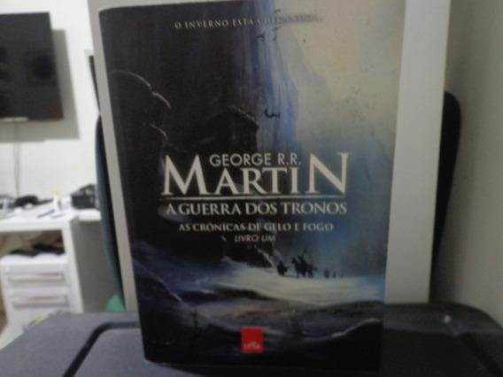 Coleção Completa Game Of Thrones - 5 Livros + 5 Bonecos