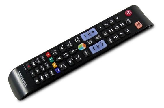 Control Remoto Samsung Smart Hub Led Tv Pilas Gratis /e A