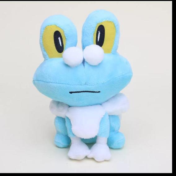 Pokemon Pelúcia Froakie- 11 Cm