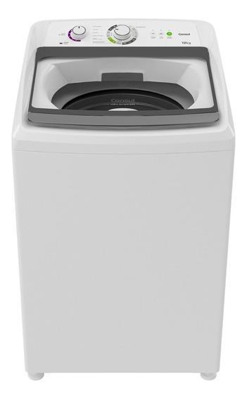 Máquina De Lavar Consul 12kg Dosagem Extra Econômica Cwh12ab