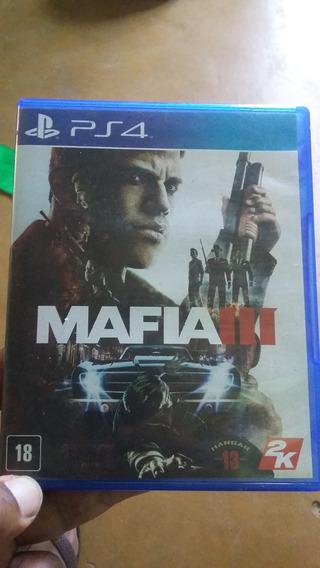 Mafia 3 Ps4 Fisica Usado