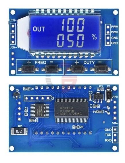 Gerador Pwm Freqüência Ajustável 1hz-150khz 3.3v-30v