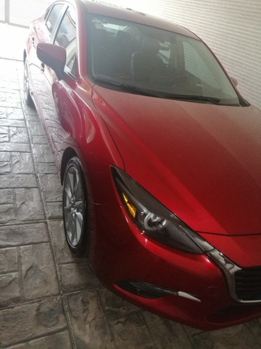 Imagen 1 de 3 de Mazda 3 Grand Touring 2018 43,000 Km Único Dueño Muy Cuidado