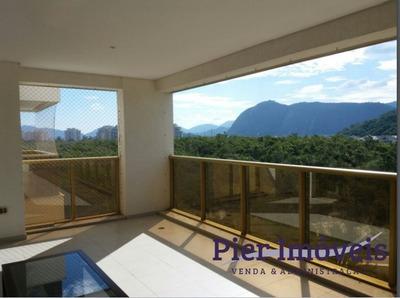 Apartamento A Venda No Bairro Barra Da Tijuca Em Rio De - 983-1