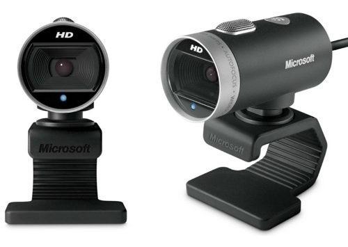Web Cam Microsoft Lifecam Cinema/ Hd 360º H5d-00013/orig