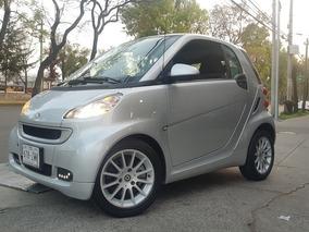 Smart Fortwo 2012 Coupe Passion Aut A/ac Air Bag 1.0 T 3 Cil