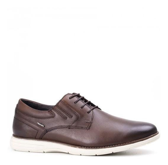 Sapato Masculino Ferracini Trindade Couro 6122f
