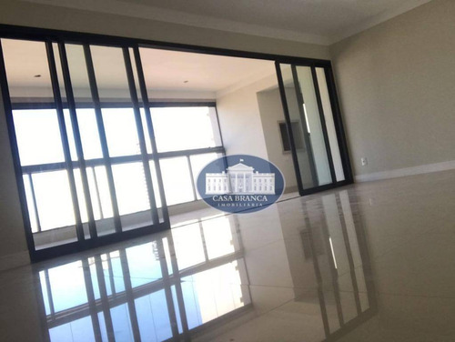 Apartamento Com 3 Dormitórios À Venda, 142 M² Por R$ 750.000,00 - Vila Mendonça - Araçatuba/sp - Ap0618