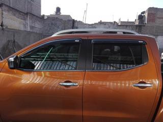 Botaguas Deflectores Bombacho Frontier Np300 4 Puertas