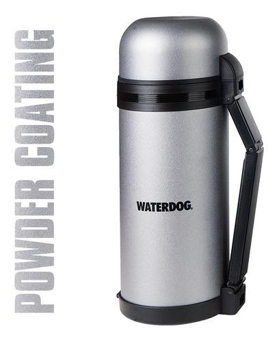 Termo Waterdog Acero Inox 1500 Cc Silver Ta1500ccsil