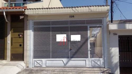 Imagem 1 de 21 de Casa Com 3 Dormitórios À Venda, 80 M² Por R$ 570.000,00 - Vila Antonieta - São Paulo/sp - Ca0537
