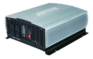 Inversor De Corrinte 3000 / 6000 Watt Convierte 12v A 110 V