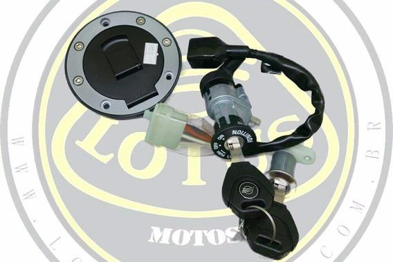 Kit Ignição Chaves Completo Dafra Next 250 300 31349-g40-000