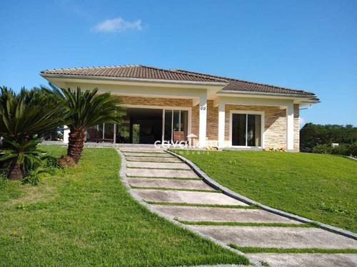 Lindíssima Casa De Condomínio Em Maricá-rj - Ca3715