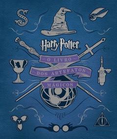 Harry Potter - O Livro Dos Artefatos Mágicos