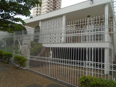 Casa Residencial Para Locação, Centro, Piracicaba. - Ca2608