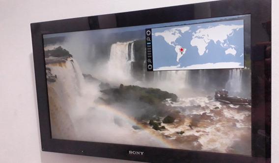Tv Sony 32p Full Hd Com Entrada Para Internet