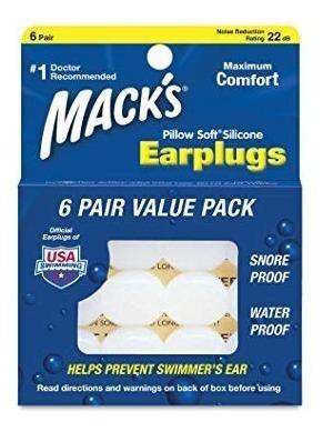 Protetor Auricular Mack