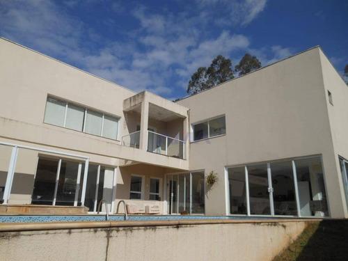 Casa Com 3 Dormitórios À Venda, 340 M² Por R$ 1.250.000,00 - Parque Dom Henrique - Cotia/sp - Ca1855