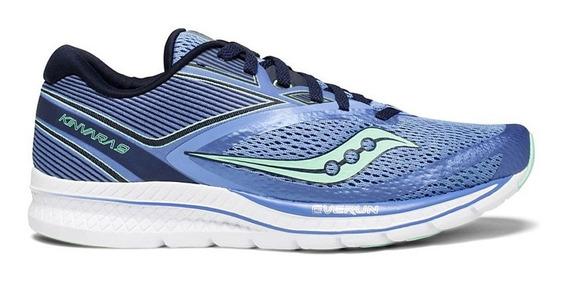 Zapatillas Saucony Running Kinvara 9 Blue Mujer