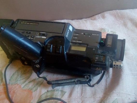 Filmadora Sony Handycam Ccd F-30 (não Liga)