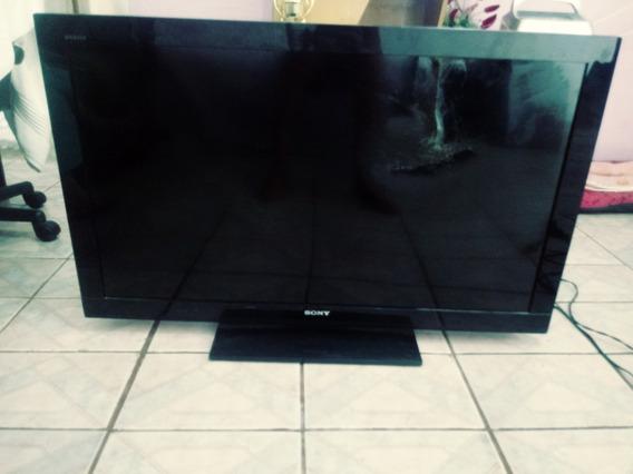 Tv 40 Lcd Sony Tela Quebrada Para Aproveitar Componentes