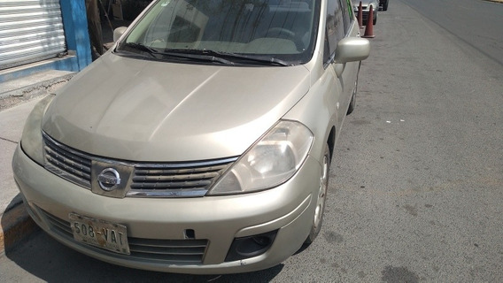 Nissan Tiida 1.8 Premium Mt 2007