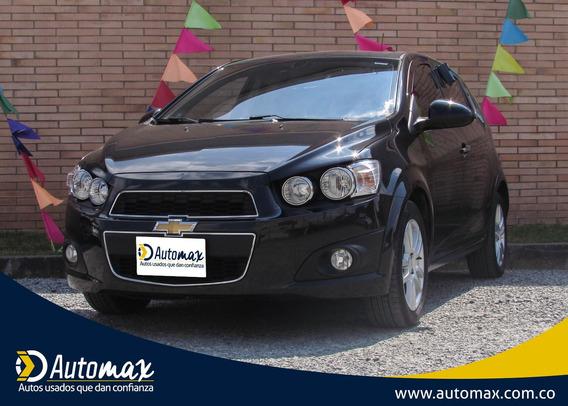 Chevrolet Sonic Lt, Mt 1.6