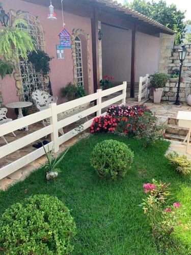 Casa 4 Quartos Bairro Ouro Preto - 4377