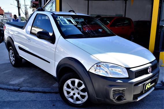 Fiat Strada 1.4 2017 Completa Top S/entrada