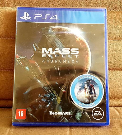 Ps4 Mass Effect Andromeda / Legendado Português Mídia Física