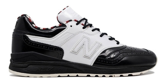 New Balance 997 Black Withe Chaplin