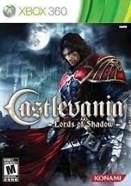 Castlevania Lords Of Shadow Xbox 360 / Xone Mídia Física