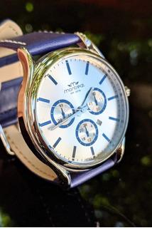 Reloj Para Caballero - Marca Montreal