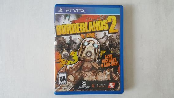 Jogo Borderlands 2 - Ps Vita - Original