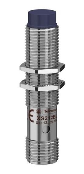 Sensor Indutivo Cc D12 Pnp Na; Telemecanique; Xs212blpam12