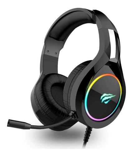Havit H2232d Rgb Gaming Headset Para Pc