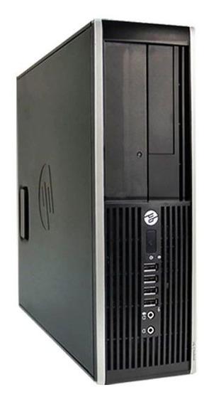 Pc Hp Compaq 6005 Sff Amd Athlon 2 4gb Hd 500gb Wi-fi