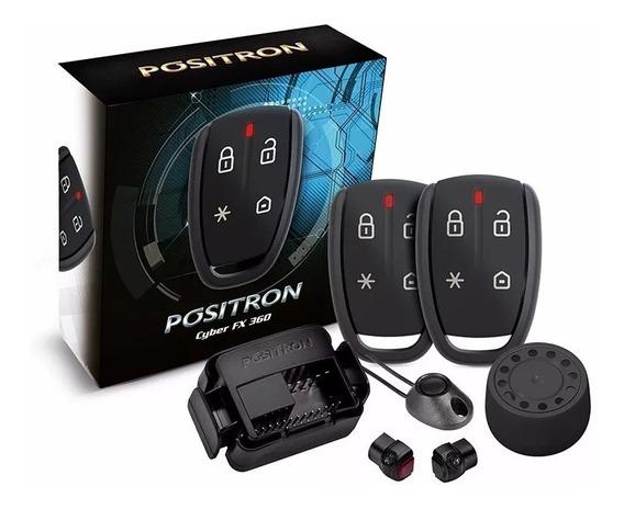 Alarme Automotivo Positron Cyber Fx360 Fx 360 Universal