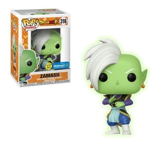 Funko Pop! Dragon Ball - Zamasu # 316 (walmart)